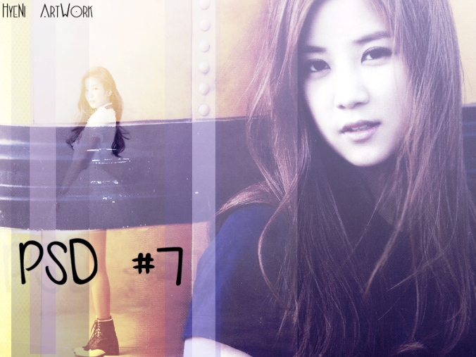 PSD 8 - Park Chorong