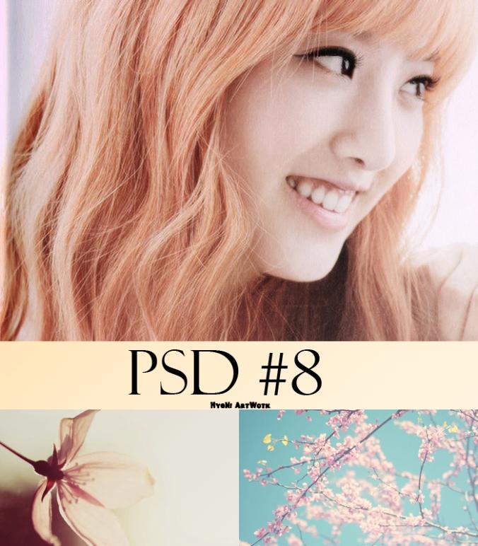 PSD 8 - Yoonjo