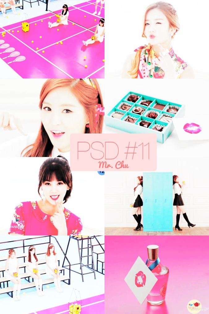 PSD #11 Mr Chu